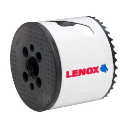 "Lenox 2 ½"" Bi-Metal SPEED SLOT® Hole Saw, 30040-40L"
