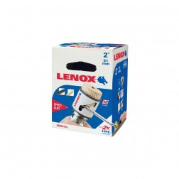 "Lenox 3 ⅞"" Bi-Metal SPEED SLOT® Hole Saw, 30062-62L"